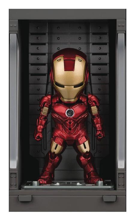 IRON MAN 3 MEA-015 IRON MAN MK IV W/ HALL OF ARMOR PX FIG (C