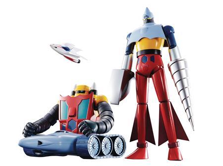 GETTER ROBO GX-91 GETTER 2&3 DC SOUL OF CHOGOKIN ANIME VER (