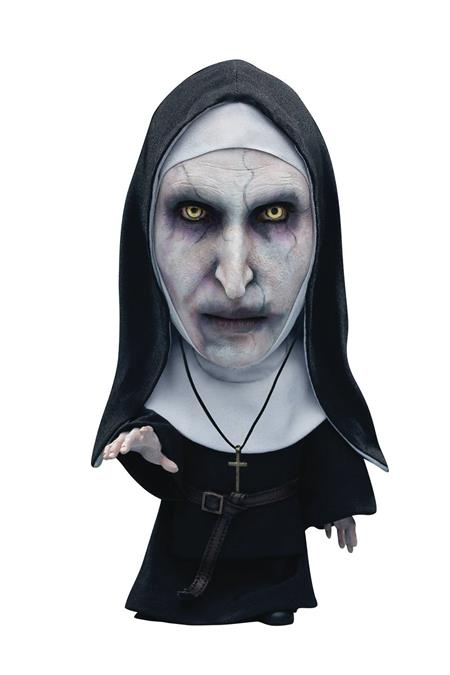 THE NUN VALAK CLOSED MOUTH DEFO REAL SOFT VINYL STATUE (Net)