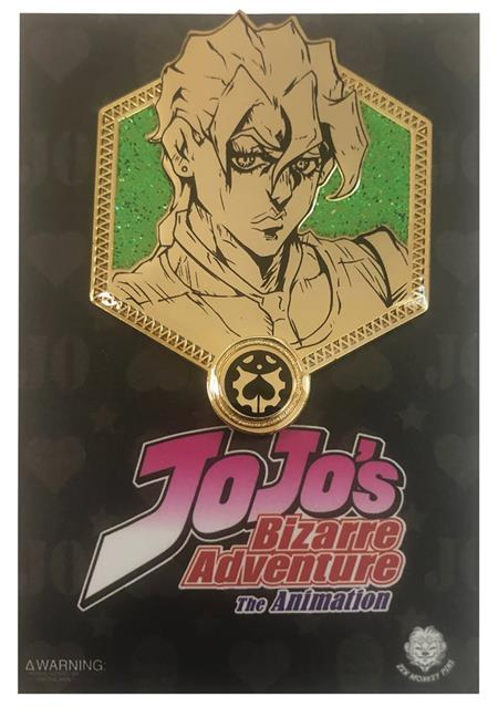 JOJOS BIZARRE ADVENTURE GOLD FUGO PIN (C: 1-1-2)