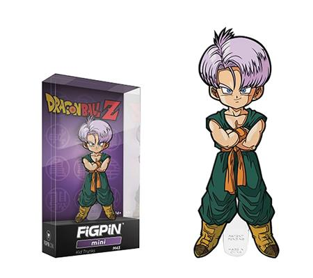 FIGPIN MINI DBZ KID TRUNKS PIN (C: 1-1-2)