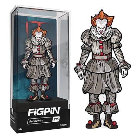FIGPIN IT PENNYWISE PIN (C: 1-1-2)