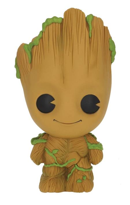 GUARDIANS OF THE GALAXY GROOT PVC FIGURAL COIN BANK (C: 1-1-