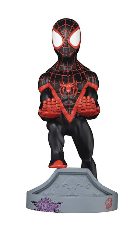 MARVEL MILES MORALES SPIDER-MAN CABLE GUY (C: 1-1-2)