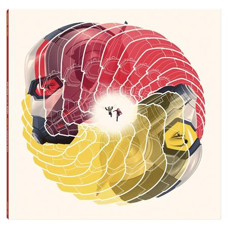 ANT-MAN AND THE WASP ORIGINAL MOTION PICTURE SOUNDTRACK LP (