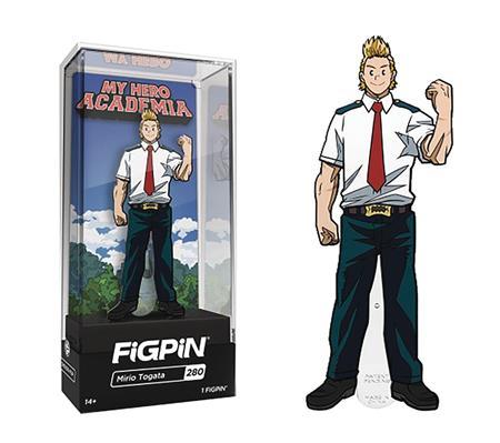 FIGPIN MY HERO ACADEMIA MIRIO TOGATA PIN (C: 1-1-1)