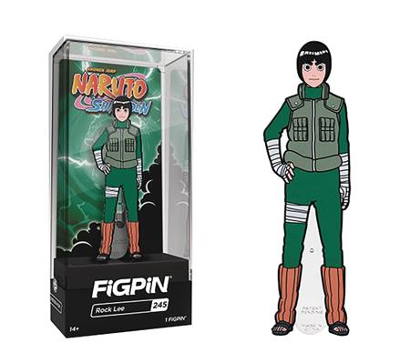 FIGPIN NARUTO ROCK LEE PIN (C: 1-1-1)
