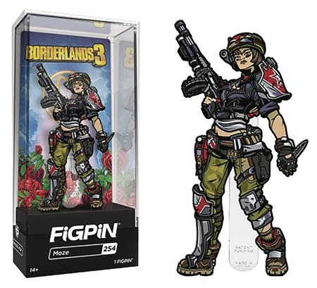FIGPIN BORDERLANDS 3 MOZE PIN (C: 1-1-2)