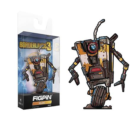 FIGPIN MINI BORDERLANDS 3 CLAPTRAP PIN (C: 1-1-2)