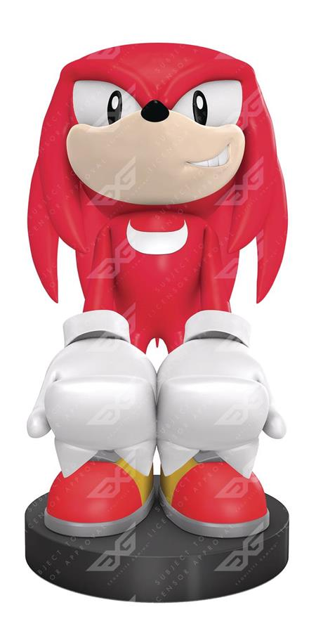 SONIC THE HEDGEHOG KNUCKLES CABLE GUY (C: 1-1-2)