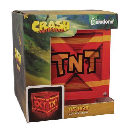CRASH BANDICOOT TNT LIGHT (C: 1-1-2)