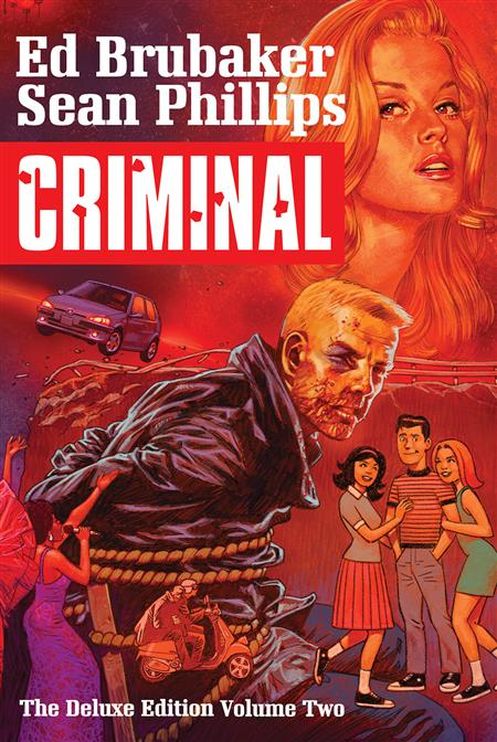 CRIMINAL DLX ED HC VOL 02 (MR)