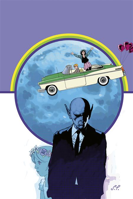RESIDENT ALIEN YOUR RIDES HERE #3