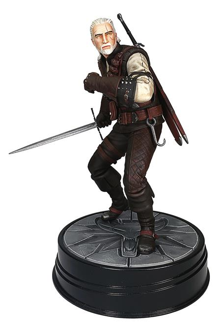 WITCHER 3 WILD HUNT GERALT MANTICORE FIGURE (C: 0-1-2)
