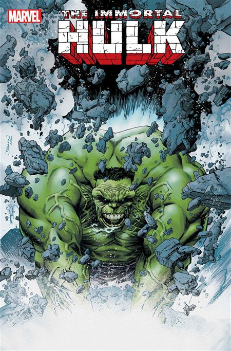 IMMORTAL HULK FLATLINE #1