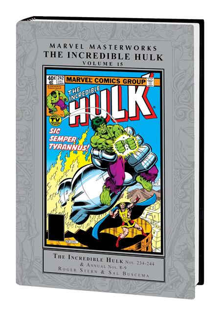 MMW INCREDIBLE HULK HC VOL 15