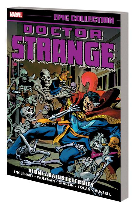 DOCTOR STRANGE EPIC COLLECTION TP ALONE AGAINST ETERNITY