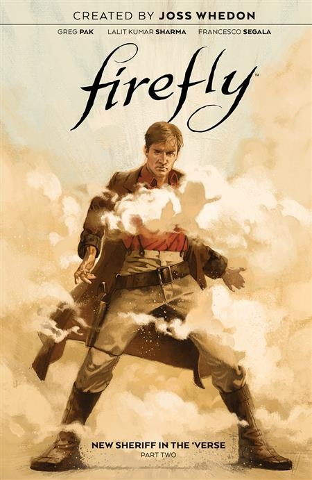 FIREFLY NEW SHERIFF IN VERSE HC VOL 02 (C: 0-1-2)