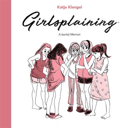 GIRLSPLAINING ORIGINAL HC (MR)