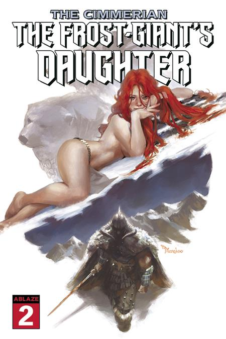 CIMMERIAN FROST GIANTS DAUGHTER #2 CVR A MIGUEL MERCADO (MR)