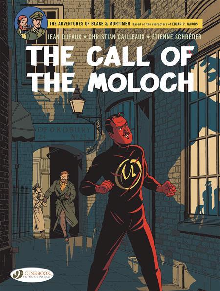 BLAKE & MORTIMER GN VOL 27 CALL OF THE MOLOCH (C: 0-1-1)
