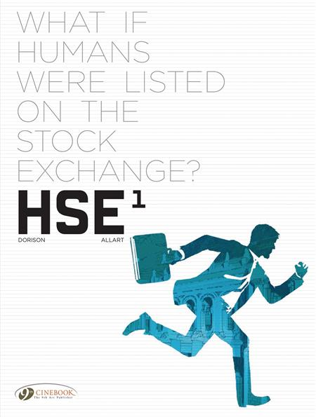 HSE HUMAN STOCK EXCHANGE GN VOL 01 (C: 0-1-1)