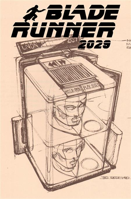 BLADE RUNNER 2029 #2 CVR B MEAD