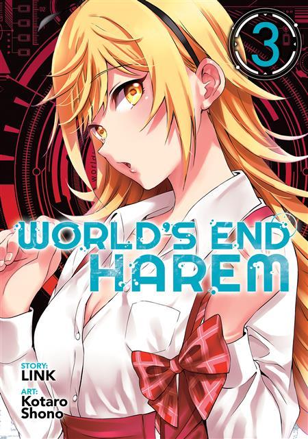 WORLDS END HAREM GN VOL 03 (MR)