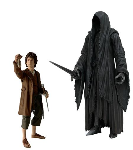 LORD OF THE RINGS SERIES 2 FIGURE ASST (C: 1-1-2)