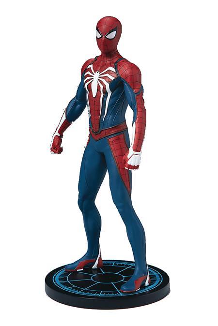 MARVEL ARMORY SPIDER-MAN ADVANCED SUIT 1/10 RESIN STATUE (Ne