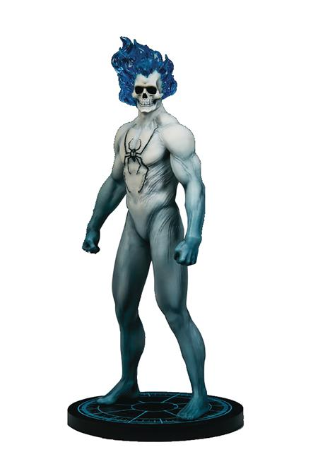 MARVEL ARMORY SPIDER-MAN SPIRIT SPIDER 1/10 RESIN STATUE (Ne