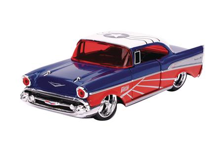 MARVEL FALCON 1957 CHEVY BEL AIR 1/32 VEHICLE (Net) (C: 1-1-