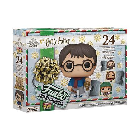 HARRY POTTER 2020 ADVENT CALENDAR (C: 1-1-2)