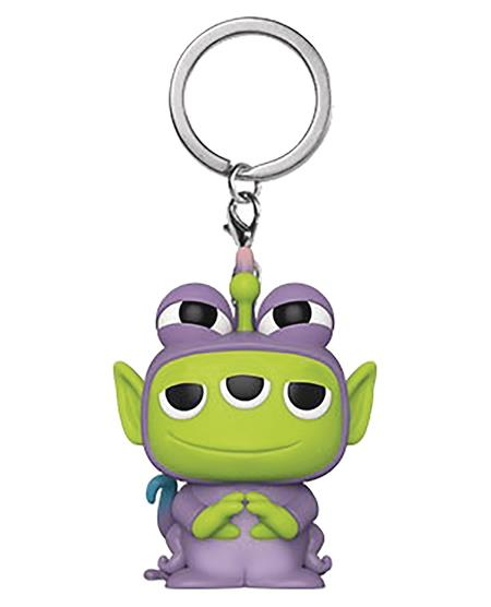 POCKET POP PIXAR ALIEN AS RANDALL KEYCHAIN (C: 1-1-2)