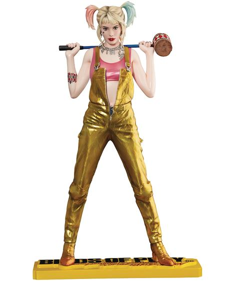 BIRDS OF PREY HARLEY QUINN ARTFX STATUE (Net) (C: 1-1-2)
