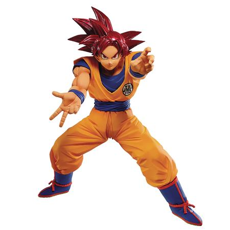DRAGON BALL SUPER MAXIMATIC THE SON GOKU V FIG (C: 1-1-2)