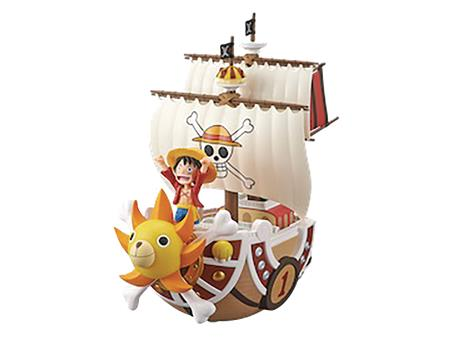 ONE PIECE MEGA WORLD 1000 SUNNY COLL FIG (C: 1-1-2)