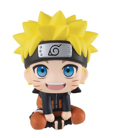 NARUTO LOOK UP SERIES NARUTO UZUMAKI PVC FIG (C: 1-1-2)