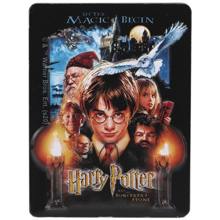 HARRY POTTER MOVIE POSTER MAGNET (C: 1-1-2)