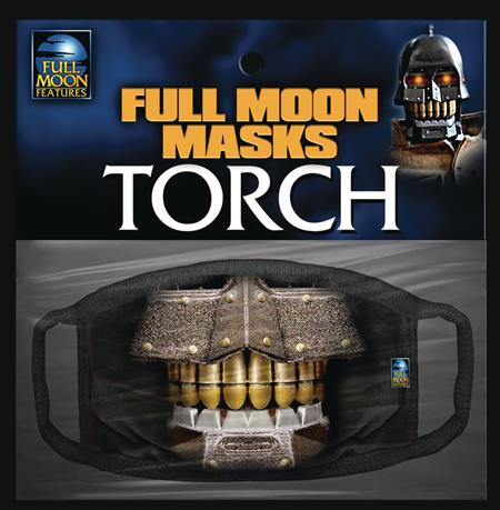 FULL MOON SERIES 1 TORCH MASK (C: 0-1-1)