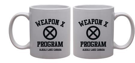 MARVEL WEAPON X PROGRAM PX COFFEE MUG (C: 1-1-2)