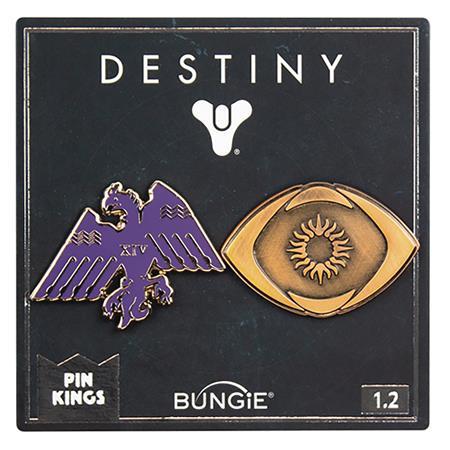 PIN KINGS DESTINY SAINT-14 PIN SET (C: 1-1-1)