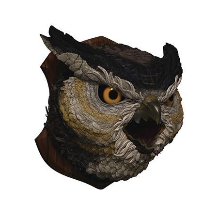 D&D OWL BEAR TROPHY PLAQUE (Net) (C: 1-1-2)