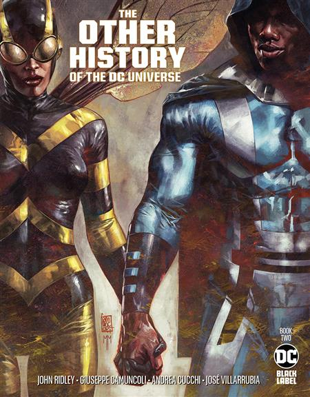 OTHER HISTORY OF THE DC UNIVERSE #2 (OF 5) CVR A GIUSEPPE CAMUNCOLI & MARCO MASTRAZZO (MR)