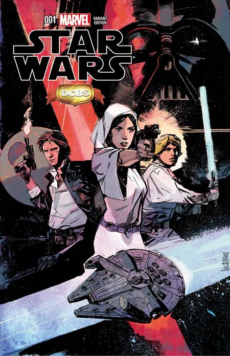 STAR WARS #1 DCBS EXC BY ALEX MALEEV *Special Discount*