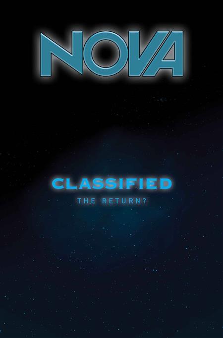 NOW NOVA #1 *CLEARANCE*
