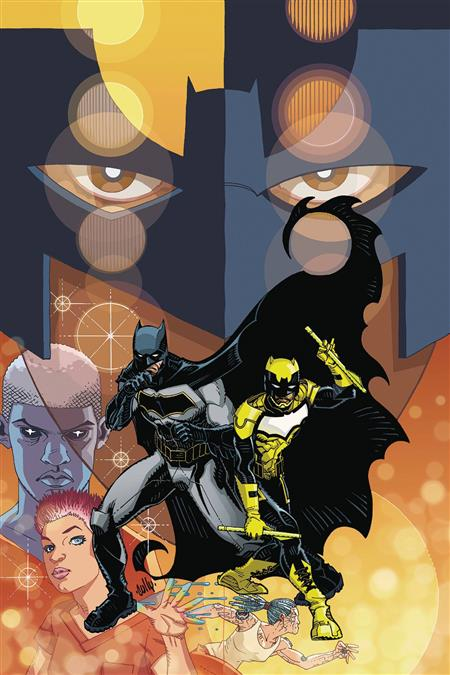 BATMAN AND THE SIGNAL #2 (OF 3)