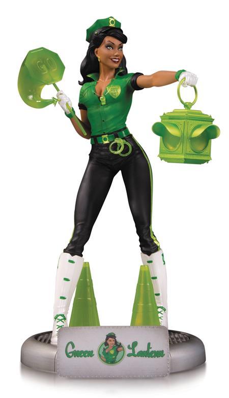 DC COMICS BOMBSHELLS GREEN LANTERN JESSICA CRUZ STATUE