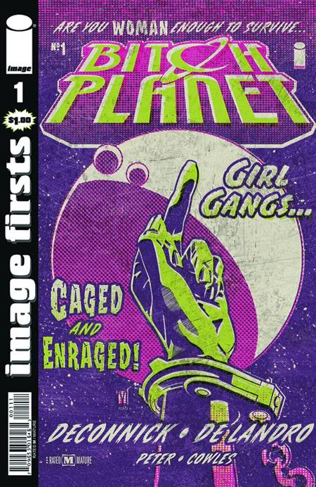 IMAGE FIRSTS BITCH PLANET #1 (MR)