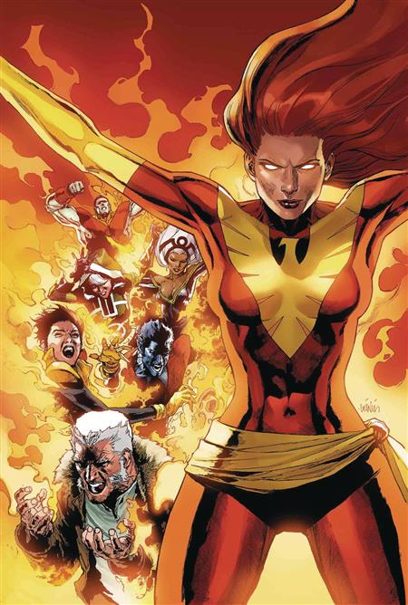 PHOENIX RESURRECTION RETURN JEAN GREY #1 (OF 5) LEG